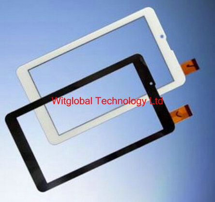 New Touch screen Digitizer For 7 Oysters T72X 3g / Supra M72KG 3G Tablet Touch panel Glass Sensor replacement Free Shipping original new for 7 oysters t7b tablet touch screen f wgj70413 v1 pm702l digitizer sensors glass replacement parts free shipping