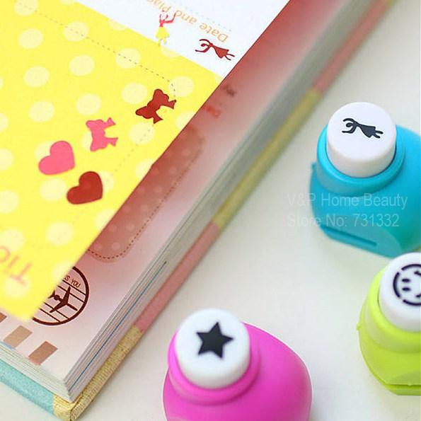 20 pcs/Lot Embossing DIY sealer stamp Puncher for album foto scrapbooking Wedding decoration Stationery School supplies 6231