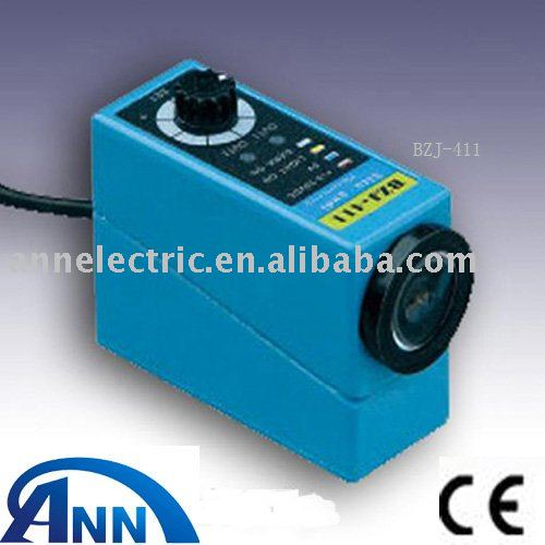 Color mark sensor BZJ-411,1pcs,wholesale/retail, snesor