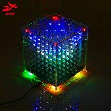 Zirrfa высококачественный светодиодный электронный набор для