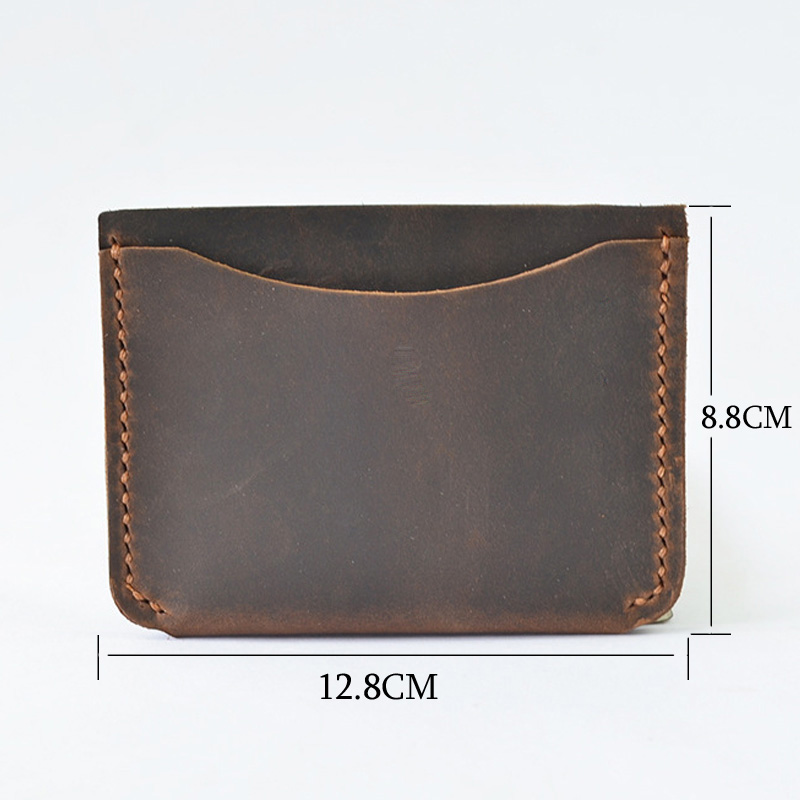 Handmade Top Layer Cow Leather Russia Driving Licence Wallet and Card Holder Big Capacity Leather Driver's License Cover leather wallet young men cattlehide purse vertical style driving licence huge capacity fashion moneybag more card slots