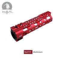 7 9 12 Inch M LOK Handguard Free Float Super Slim Ar 15 Handguard Rail MLOK Handguard Rail for M4 M16