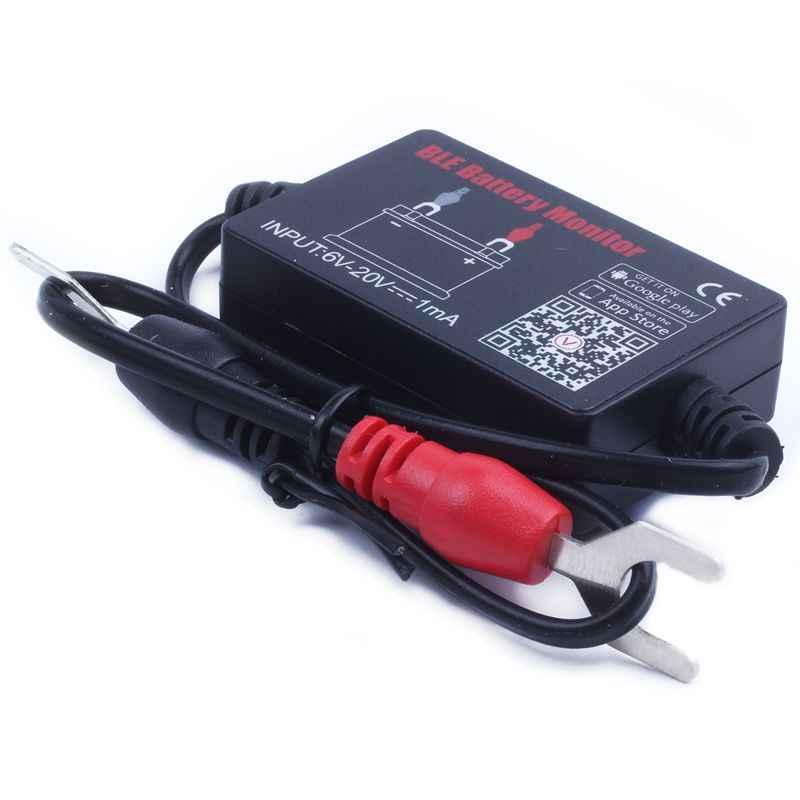 Автомобильный BM2 Беспроводной автомобиля Батарея Тестер 12 V тестер нагрузки аккумулятора Bluetooth 4,0 Батарея Напряжение, зарядка и сгибать Системы