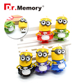 pen drive minions usb stick cute usb flash drive cartoon pendrive 8GB 4GB 32GB  usb flash card 16G Freeshipping