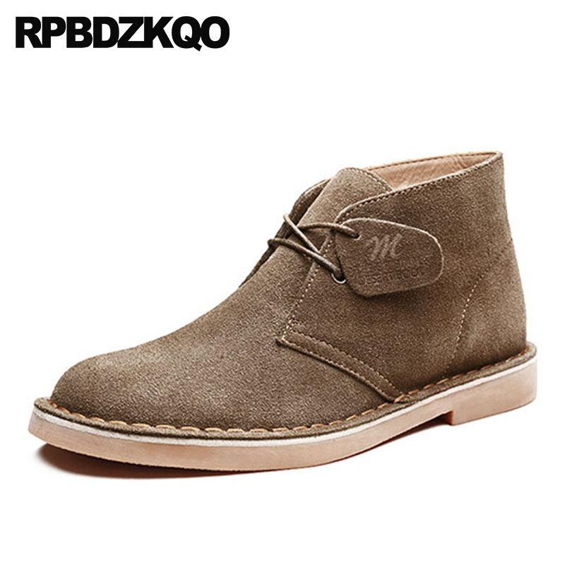 stylish suede faux fur fashion runway chukka fall chunky designer ankle footwear italian mens winter boots warm lace up shoes stylish faux fur winter downy trapper hat for women