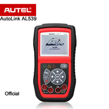 Autel AutoLink AL539 obd2 scan tool MIL OBDII Scanner Tool Vehicle Diagnostic Code Scanner