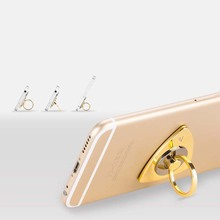 HOCO phone holder CPH05-A Shield Ring Mobile phone stand convinient finger handle bracket support anti-slip cute free shipping