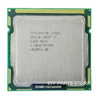 Intel Core i3 550 i3 550 3.2GHz/ 6MB Socket LGA 1156 CPU Processor HD Supported memory: DDR3-1066, DDR3-1333