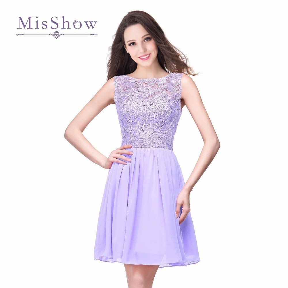 Online get cheap lavender bridesmaid dresses aliexpress robe demoiselle dhonneur appliques lace lavender navy short bridesmaid dresses 2017 cheap maid of ombrellifo Gallery