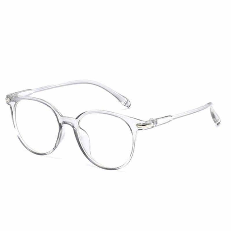 439223ea95 ... 2019 Fashion Women Glasses Frame Men Eyeglasses Frame Vintage Round  Clear Lens Glasses Optical Spectacle Frame ...