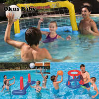 Water Game Balls in Swimming Pool Inflatable Water Toys for Family Outdoor Summer Water Sport Equipments for Kids Play
