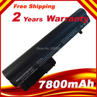 7800mAh Battery For Compaq 2533t EliteBook 2530p 2540p Business Notebook 2510p nc2400 404887 241 411126 001 412779 001