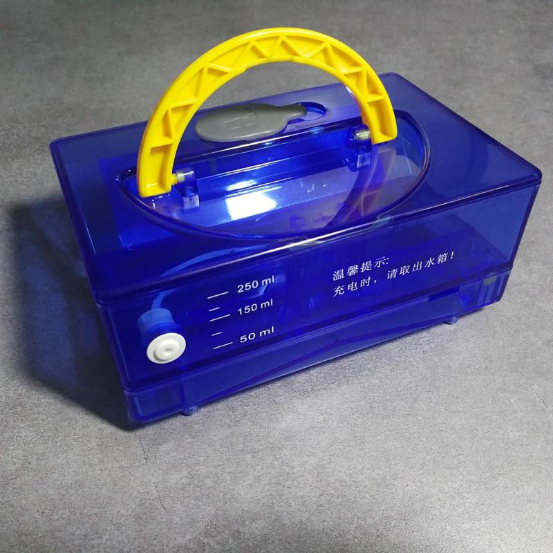 1 шт. оригинальный Большой Пылесос резервуар для воды для ILIFE V5S PRO робот пылесос запасные Запчасти бак для воды bin box Замена