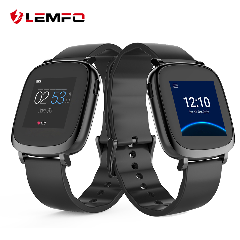Lemfo L42A Color Screen Smart Band Heart Rate Monitor Pedometer Sleep Fitness Tracker for Andriod IOS Phone