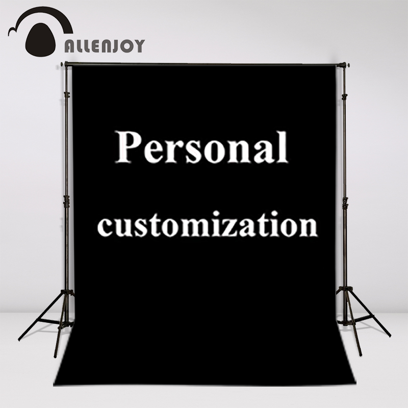 Allenjoy Backdrops Customized any size Background it Is Not Black.Let Us Know Model Number/Product Link You Want Buy It Directly customized any ice hockey jerseys any logo name number color size sewn on xxs 6xl embroidery wholesale from china free shipping