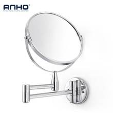 Wall Mounted Makeup Mirror Bath Double Sided 7