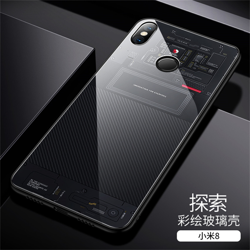 Aixuan Tempered Glass Phone Case (10)