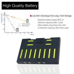 Image 3 - Sparkole 14.4V 2500mAh NIMH סוללה עבור Cleanmate QQ6 QQ6S ואקום ניקוי עבור רובוט שואב אבק QQ6 (UL & CE)