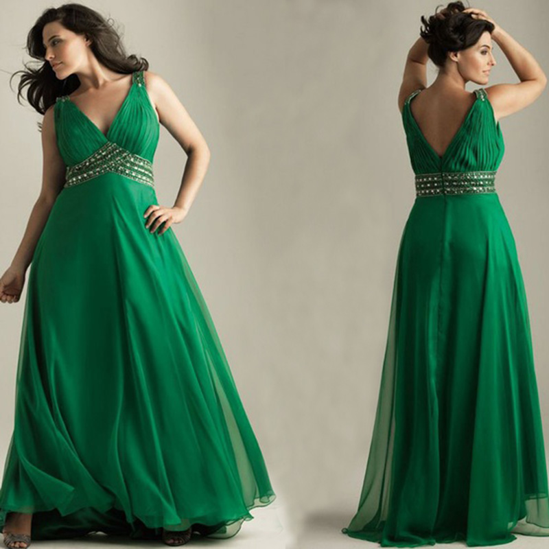 plus size emerald green formal dresses – dress ideas