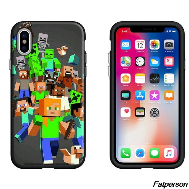 coque iphone 6 minecraft creeper