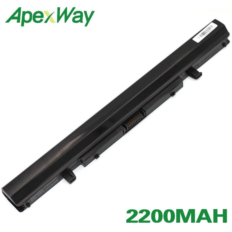 ApexWay 2200mAh Batterie PA5076U-1BRS PA5077U-1BRS Für Toshiba Satellite L900 L950 L950D L955-S5142NR L955D S900 S950 U900 U940
