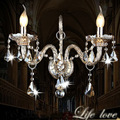 Настенный светильник в виде кристалла  настенный светильник в стиле ретро