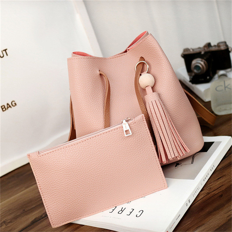 Casual Luxury Handbags Women Bags Designer Buy 2017 Single Shoulder Bag Solid Composite Totes Bolsas De Marca