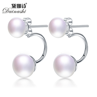 2016 Newest 100 Natural Pear Jewelry Set With Beautiful 925 Sterling Silver Stud Earrings For Women