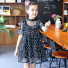 SexeMara Princess Girl Dress 2017 Toddler Children Clothing Luxury Kids Clothes Wedding Party Holiday Christmas