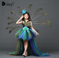 Fancy Tutu Dress for Girls 10 To 12 Years Dress Up Costumes for Children Prom Fashion Carnival Costumes for Kids