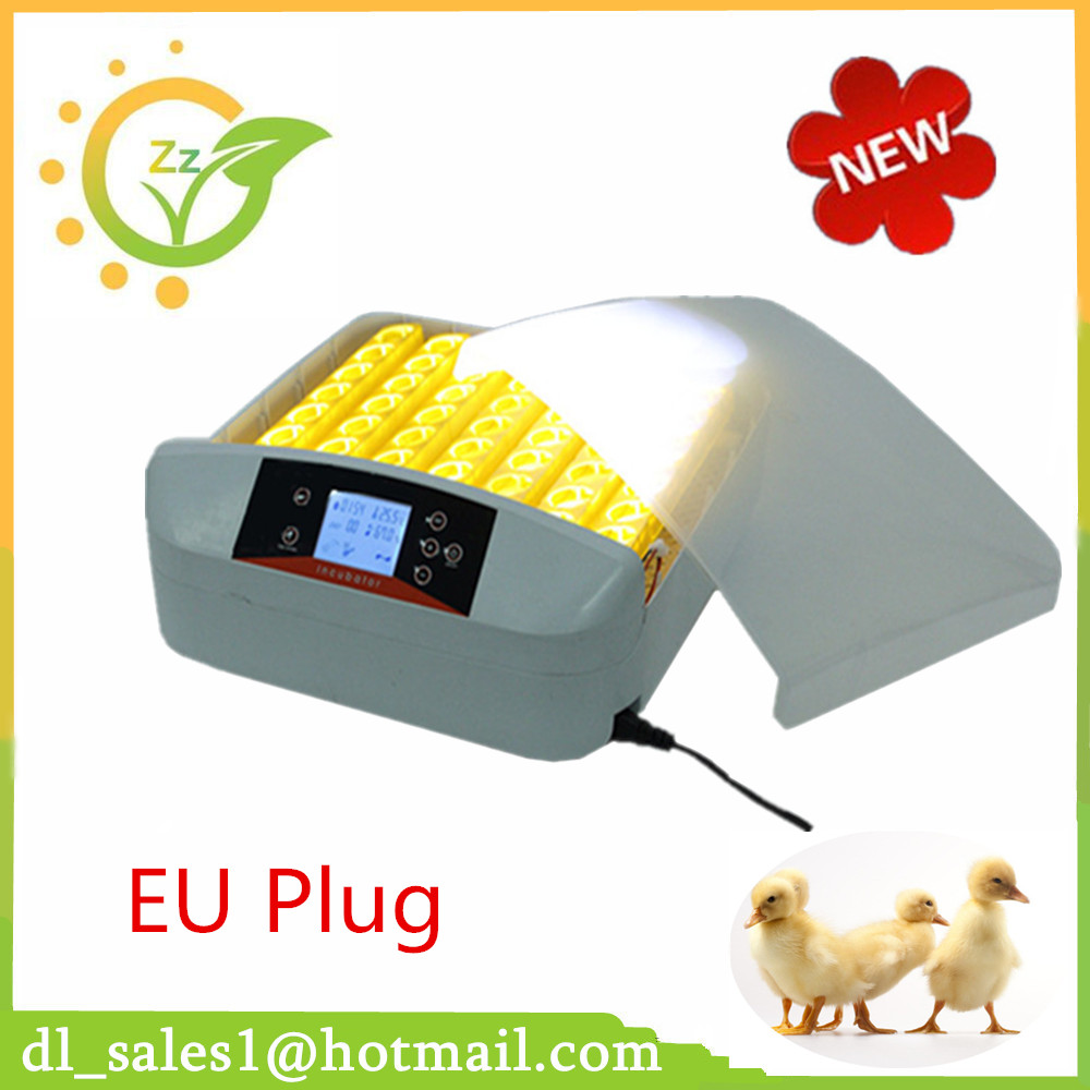 Automatic Humidity And Temperature Chicken Incubator For