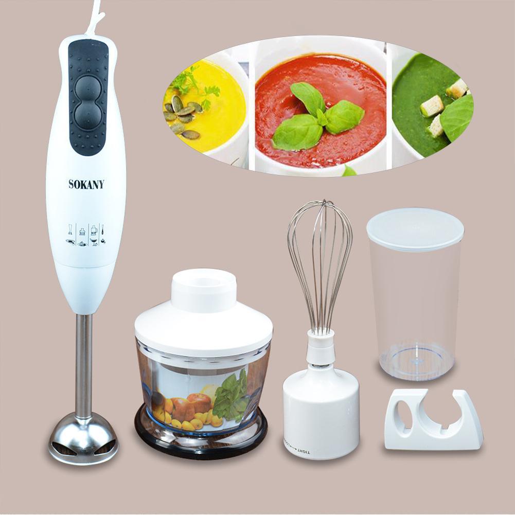 Mélangeur à main électrique robot culinaire bâton cuisine fouet Milkshake presse-agrumes mélangeur #01