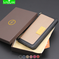 For Iphone 7 Luxury Genuine Leather Wallet Phone Case Bag For Iphone 6 6S Plus 7Plus