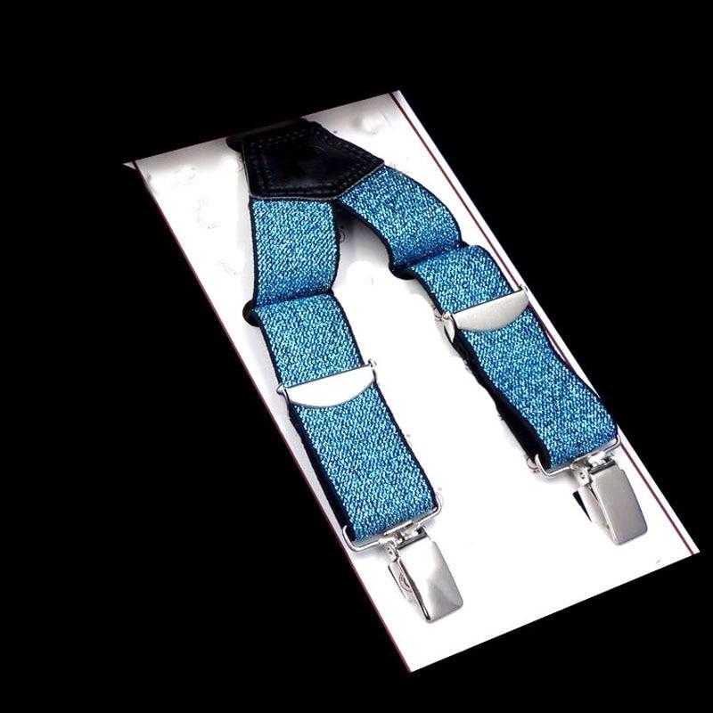 High-end Fashion Men And Women Universal Children's Suspenders FY18101902