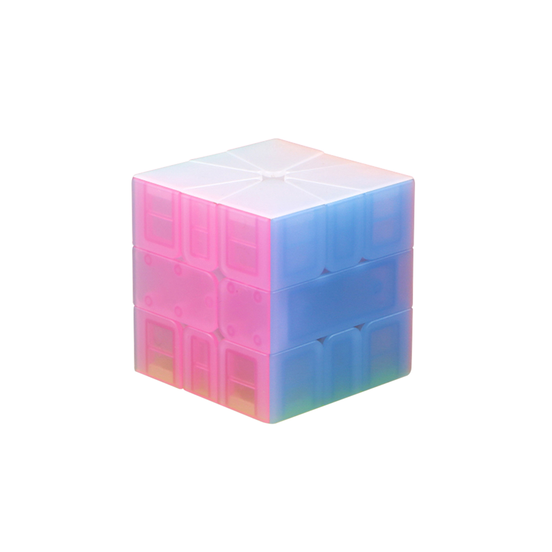 QiYi Jelly Cube Set Including Pyramid SQ 1 Mastermorphix Qidi S 2x2 Warrior W 3x3 QiYuan S 4x4 Qizheng S 5x5 Magic Cube Kits in Magic Cubes from Toys Hobbies