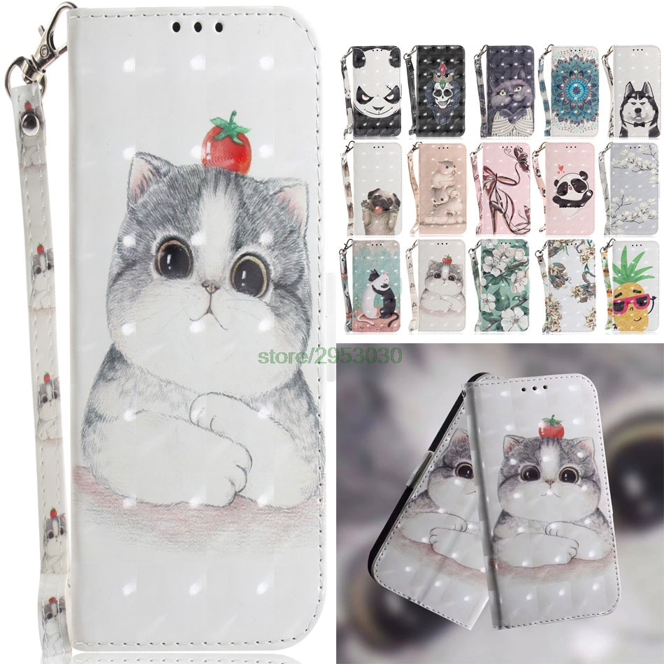Wallet Cases For Asus Zc554kl Zenfone 4 Max Pro Plus Zc554 Zc 554 554kl Cute Panda Leather Flip Wallet Phone Cover For Asus X00is X00id Cases Excellent In Cushion Effect Phone Bags & Cases