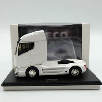 Eligor 1:43 Масштаб IVECO планер эшелле Concept Грузовик Белый Ограниченная серия машинки модели