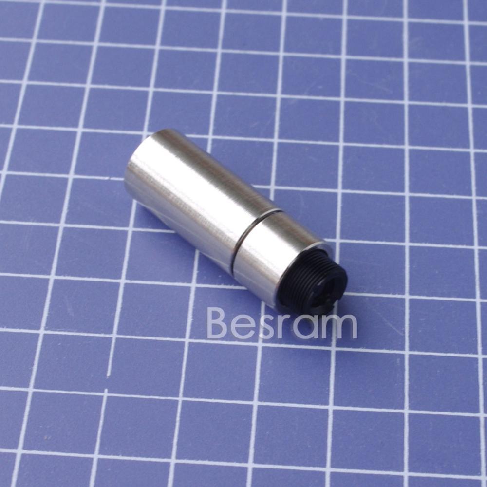 10pcs Focusable 1230 Metal Housing Heatsink Lens For 3.8mm TO-38 Laser Diode LD