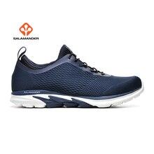 SALAMANDER Mens Mesh Outdoor Running Shoes Sneakers For Men Sport Running Jogging Shoes Sneaker Man Zapatillas Deporte Hombre