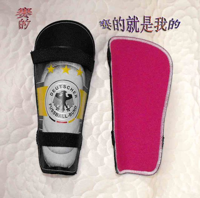 Football shin guard shank pad football shank board pad football shank pad