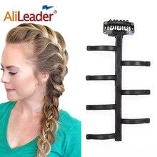 AliLeader Hair Twister Black /Brown Hair Dressing T