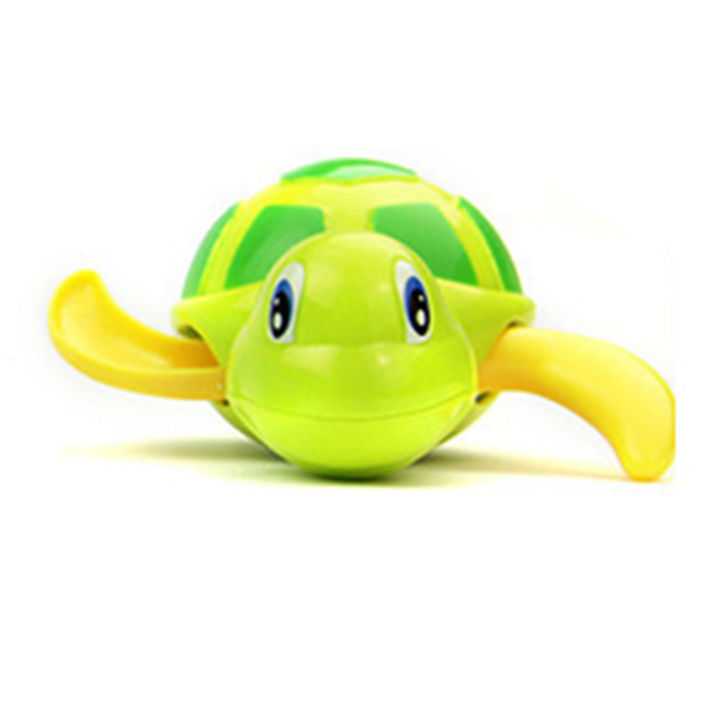 1PC Swimming Animal Turtle Pool Toys for Baby Children Kids Toddler Bath Time Play Water Kids Bath ...