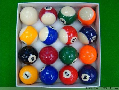 American black eight 16 ball 5.7 fancy nine ball billiards billiards