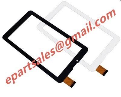 "Free shipping  7"" Prestigio Multipad Wize 3057 3G PMT3057 Tablet Touch panel Digitizer Glass Sensor"
