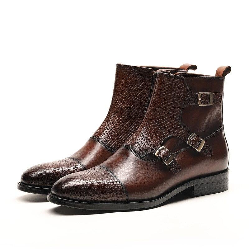 Cuero Gratis Modelos Hombres Nuevos Verano Negocios Inglaterra Zapatos Europea Los Explosión Señaló Boda Black De Versión 7xg6wqXd