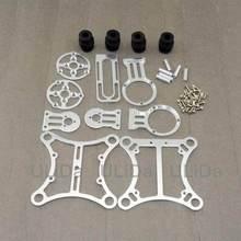 цена на Light 70g CNC Metal Alloy Brushless Camera Gimbal Kit For Gopro2 3 FPV DJI Phantom 1 2 X350