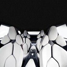 Роскошный чехол для сидения автомобиля, четыре сезона, авто 5 сидений, мягкая подушка для Porsche Cayenne, SUV, Cayman, технология автомобиля, Стильный коврик, 13 цветов