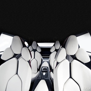 Luxury Car Seat Cover Four sea