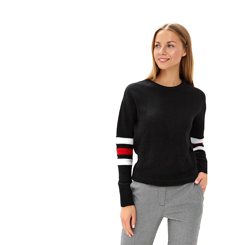 Sweaters MODIS M182W00299 jumper sweater clothes apparel pullover for female for woman TmallFS sweaters jumper befree for female sweater long sleeve women clothes apparel woman turtleneck pullover 1811556860 90 tf