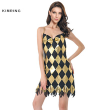 Kimring Sexy Quinn Halloween Costume for Women Jester Cosplay Costume Hipster Adult  sc 1 st  AliExpress.com & Buy hipster costume and get free shipping on AliExpress.com